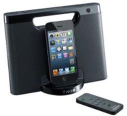 Sony RDPM7IPN Lightning IPhone IPod Portable Speaker Dock  -