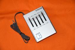 Sony Seq-50 Walkman EQ Stereo Graphic Equalizer 1980 For Son