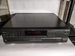 Technics SL-PD5 Stereo MASH CD Player 5-Disc Changer with Di