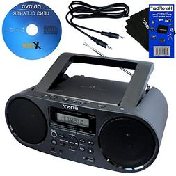 Sony Bluetooth & NFC  MP3 CD/CD-RW MEGA Bass Stereo Boombox