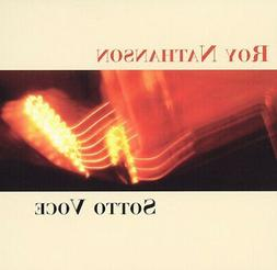 Sotto Voce by Roy Nathanson.
