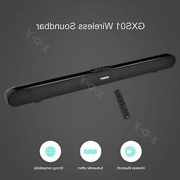 Sound Bar Remote Controlled Wired and Wireless Bluetooth Hom
