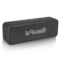 BassPal SoundRo X3 Portable Bluetooth Speaker with Loud Ster