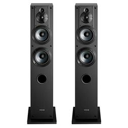 Sony 3-Way 4-Driver Floor-Standing Speaker System  - 3-Way F
