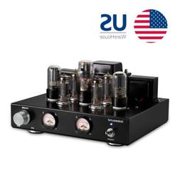 HiFi 6P1 Vacuum Tube Amplifier Home Stereo Audio Class A Sin