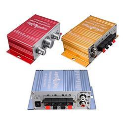 stereo Amplifier - TOOGOORCA 2CH Hi-Fi Stereo Amplifier Boos