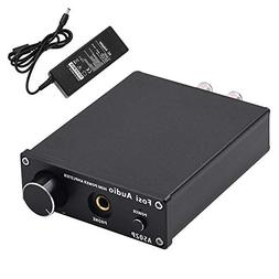 Stereo Audio 2 Channel Amplifier & Headphone Amplifier Mini