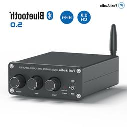 Stereo home Audio integrated Amplifier Bluetooth 5.0 adapter