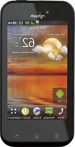 T-Mobile myTouch by LG, Black