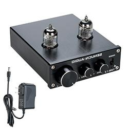 SENUCN-AUDIO Tube-T1 Preamplifier, 6J1 Vacuum Tube Amplifier