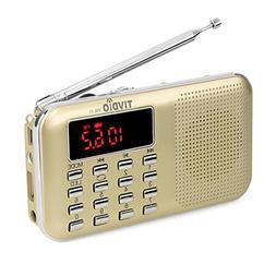 Retekess PR11 Am Fm Radio Portable Rechargeable Transistor R