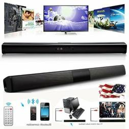 TV Home Theater Soundbar Bluetooth Stereo Speaker Subwoofer