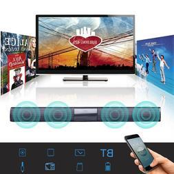 TV Home Theater Soundbar Wireless Bluetooth Sound Bar Stereo