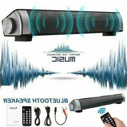 TV Home Theater Soundbar Wireless Sound Bar Stereo Speaker S