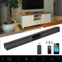 TV Sound Bar Home Theater Soundbar Wireless Sound Box Stereo