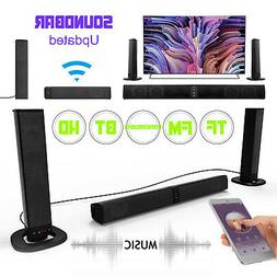 TV Sound Bar Home Theater Soundbar Wireless Sound Box Detach