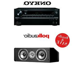 Onkyo TX-NR646 7.2-Channel Network A/V Home Theater Receiver