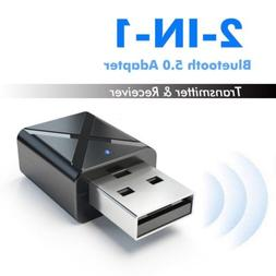 USB Wireless Bluetooth 3.5 mm AUX Audio Stereo Music Receive