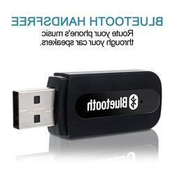 USB Wireless Bluetooth Music <font><b>Stereo</b></font> <fon