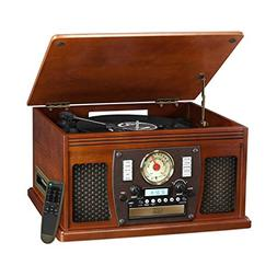 it.innovative technology Victrola Nostalgic Aviator Wood 8-i