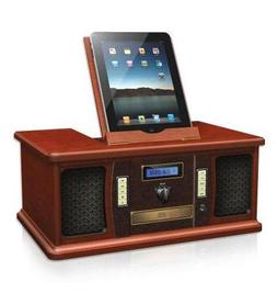 Innovative Technology 850i Vintage iPad iPod Dock