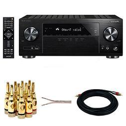 Pioneer VSX-832 5.1-Channel Network AV Receiver w/Ultra HD P
