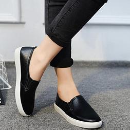 a8acfa0e340 Hemlock Women Flat Shoes Leisure Boat Shoes Working Shoes Su