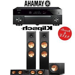 Yamaha AVENTAGE RX-A1070BL 7.2-Ch 4K Network AV Receiver + K